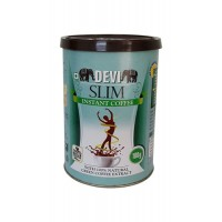 DEVI SLIM Instant Coffee With Green Coffee Extract 100g - SOLD OUT