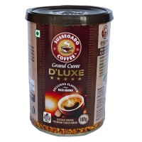 D'LUXE Premium Freeze Dried Instant Coffee 100g (Out of stock.  Alternative product: DEVI Premium Instant)