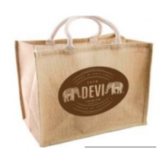 DEVI Shopping Bag Natural Jute Medium