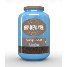 DEVI Ivory Coast Mocha Coffee Grounds  250g