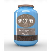DEVI Madagaskar Vanilla Coffee Grounds 250g
